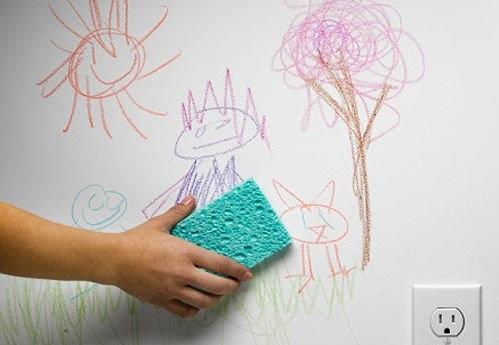 كيف تغسلين حوائط منزلك؟