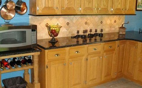 كيف تنظفي خزائن المطبخ بأسهل الطرق؟