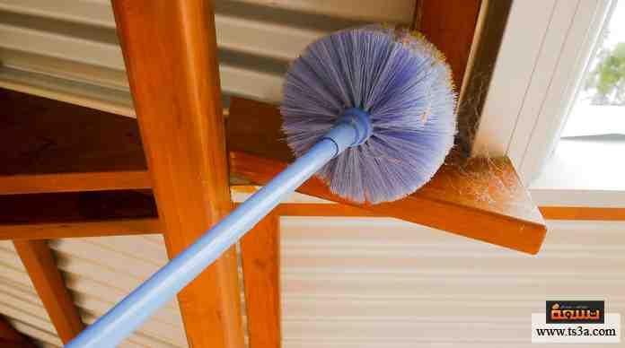 كيف تنظف سقف منزلك من الدخان؟