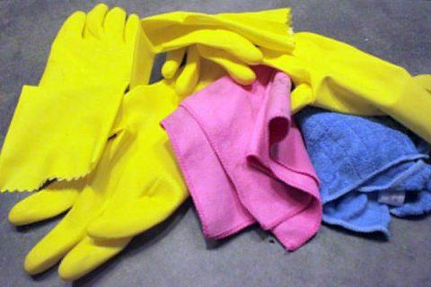 إلى ربات المنازل: 10 نصائح لتنظيف المنزل في دقائق معدودة