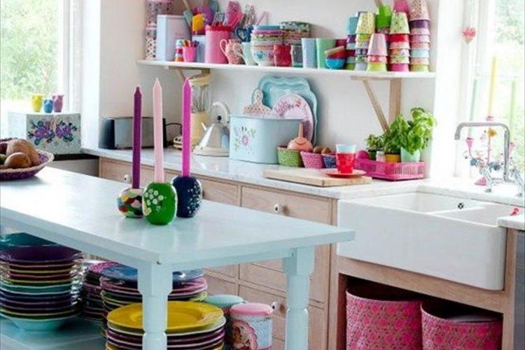 10 خطوات لتنظيم وترتيب المطبخ صغير المساحة