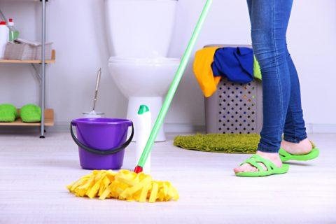7 خطوات لتنظيف أسرع لمنزلك