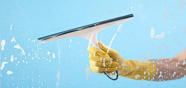 3 طرق هامة لتلميع الزجاج