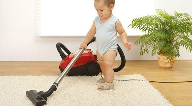 كيف تنظف سجاد منزلك بدون استخدام ماء؟