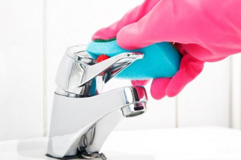 كيف تحافظين على نظافة حمامك؟