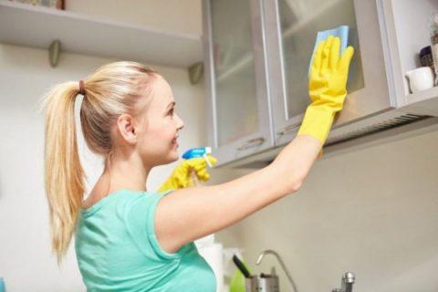 طريقة لتنظيف المنزل في 30 دقيقة