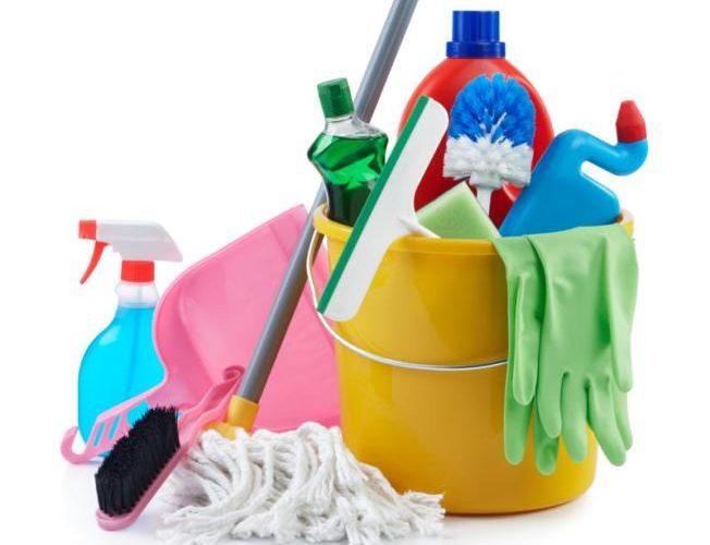 8 خطوات بسيطة لتسهل عليكي تنظيف المنزل
