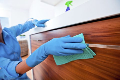 أخطاء شائعة في تنظيف المنزل